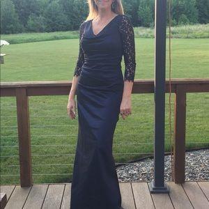 Knockout Ricki Freeman for Teri Jon Evening Gown.